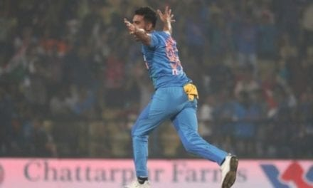Deepak Chahar claims best-ever bowling figures in all T20Is during series win over Bangladesh – Sports News