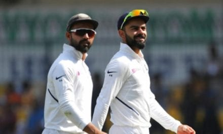 Pink ball Test: Virat Kohli breaks MS Dhoni record win 7th successive win as India captain – Sports News