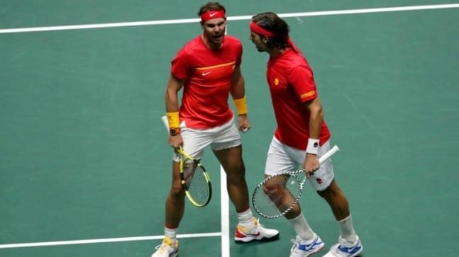 Davis Cup: Nadal fires again as Spain set up summit clash with first-time finalists Canada – Sports News