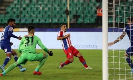ATK side past Chennaiyin FC in hard-fought battle|Sports News, The Indian Express