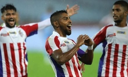 ATK crush Jamshedpur 3-1 to climb to top spot | Sports News, The Indian Express