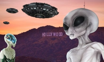 UFOs, Aliens, And Celebrities – A Case Study