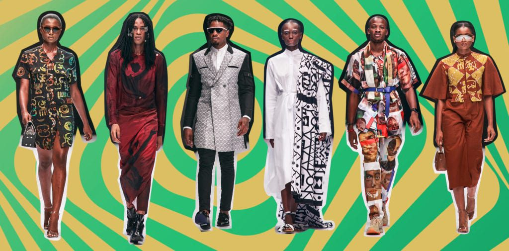 Celebrities Took Over The Runway The Other Day At Lagos Fashion Week 2019! Here Are All The Unmissable Minutes From Day 1