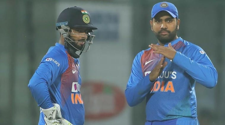 Mushfiqur Rahim's four lives: India's DRS woes continue under Rohit Sharma   Sports News, The Indian Express