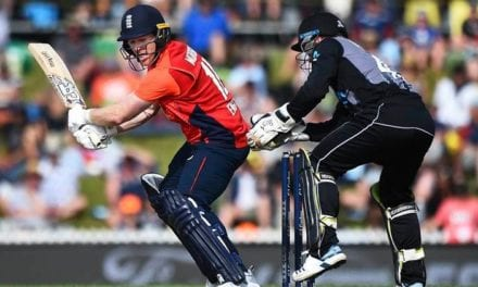 5 arches for 10 runs: England batting falls down, New Zealand win third T20I by 14 runs|Sports News, The Indian Express