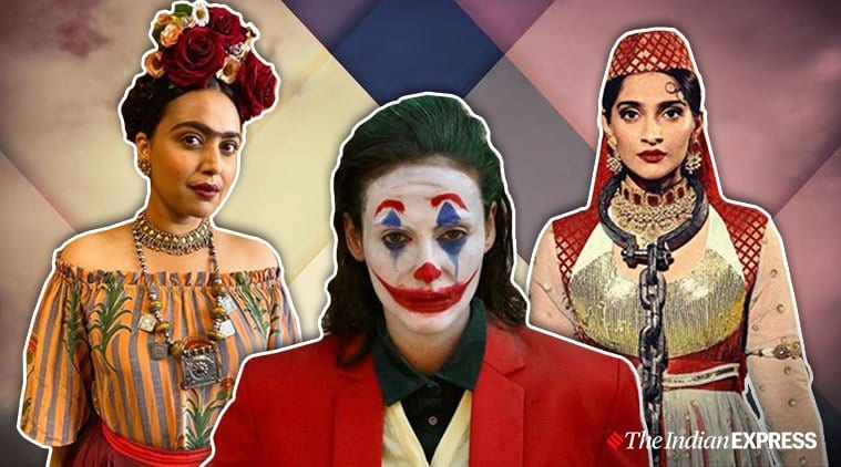From Sonam Kapoor to Swara Bhasker: B-town celebrities go spooky this Halloween   Lifestyle News, The Indian Express