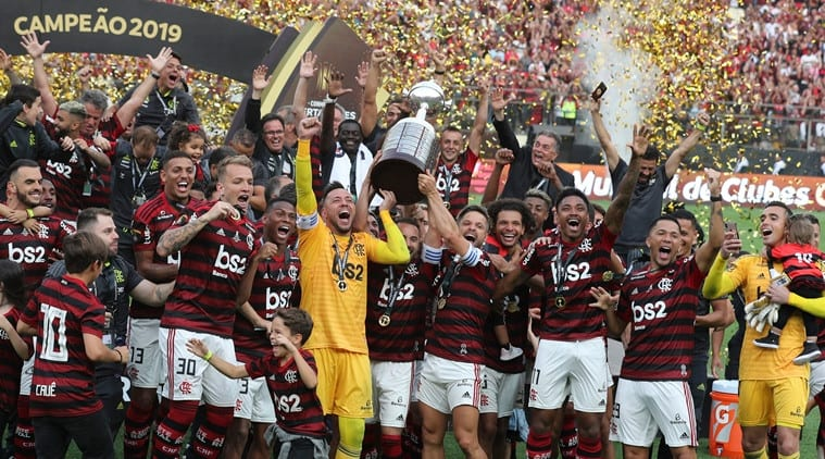 Flamengo lift Copa Libertadores with last-gasp River Plate win|Sports News, The Indian Express