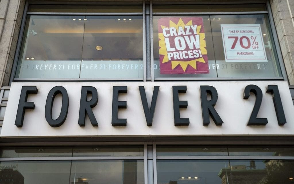 Forever 21 To Close 200 Stores Under Terms Of Bankruptcy Filing – The Shade Room