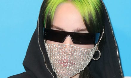 "Billie Eilish ""tripping"" as artists as well as celebs dress as her for Halloween"