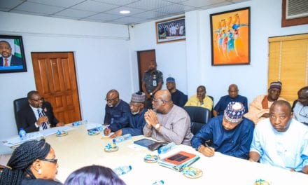 NFF commends Minister, submits report on teams' outings – For latest Sports news in Nigeria & World