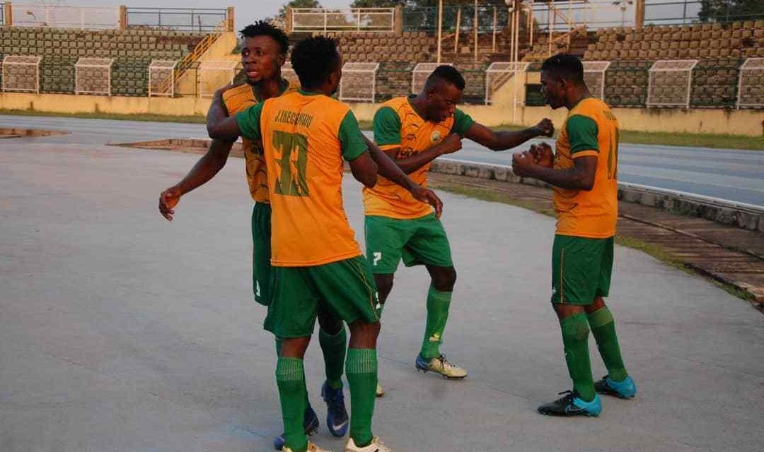 NNL20: Gateway United Holds Off Giant Brillars In Season Opener – For latest Sports news in Nigeria & World