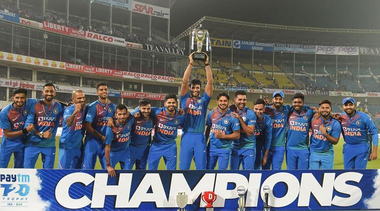One of India's best comebacks in T20Is, bowlers won us the match: Rohit Sharma | Sports News, The Indian Express