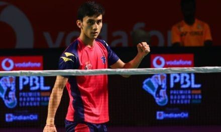 Lakshya Sen wins fourth title of the season, claims Scottish Open | Sports News, The Indian Express