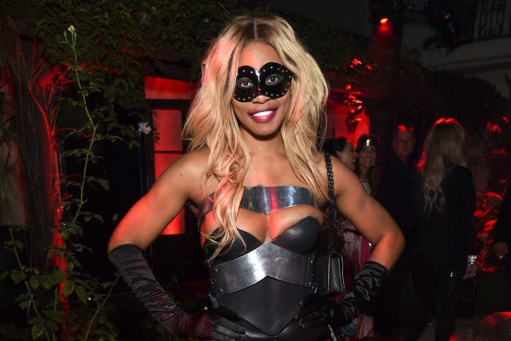 From Laverne Cox to Jameela Jamil, these celebrities went all out for Halloween and we're living for it
