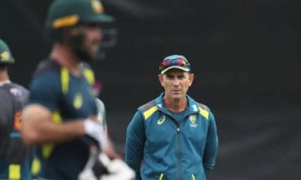 Glenn Maxwell wore mask of great entertainer to battle issues, says Justin Langer | Sports News, The Indian Express