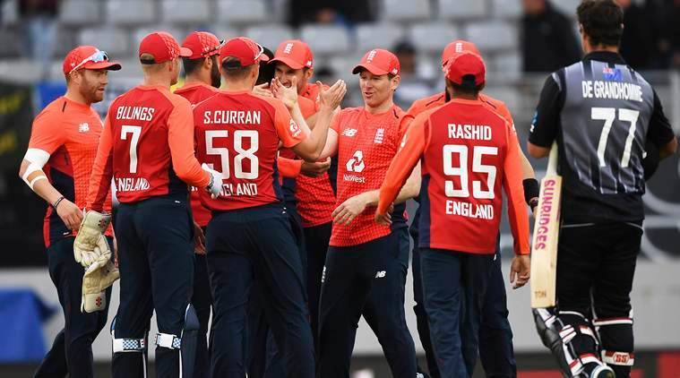 Watch: New Zealand-England super over finish had an uncanny resemblances to World Cup final | Sports News, The Indian Express