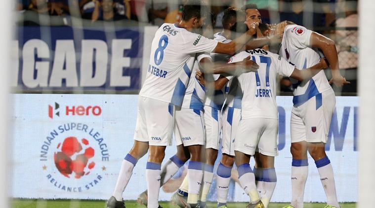 Odisha FC surge Mumbai City 4-2 to get initial ISL success|Sports News, The Indian Express