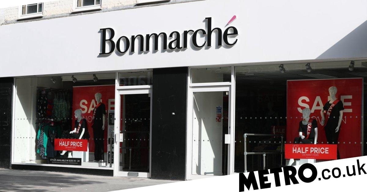 Bonmarche falls into administration putting 2,900 jobs at risk