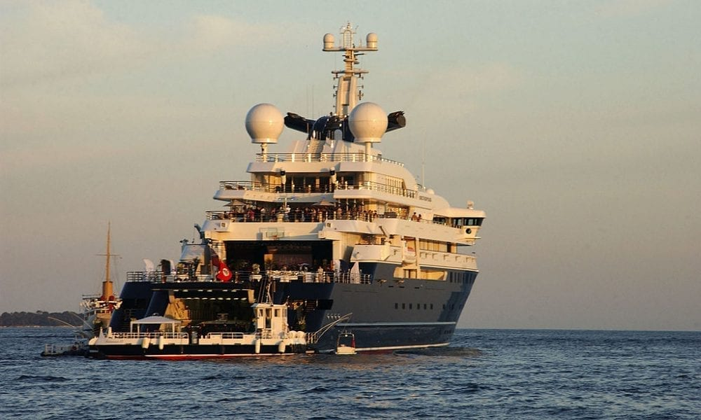 Anchors Aweigh: These Celebrities Own The Most Luxurious Yachts Out There