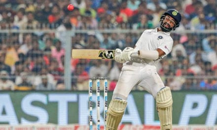 Batting under lights was challenging: Cheteshwar Pujara | Sports News, The Indian Express