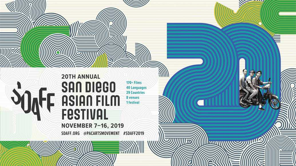 Asian Cinema's Top Filmmakers and Celebrities Receive Awards at 20th Anniversary San Diego Asian Film Festival Gala
