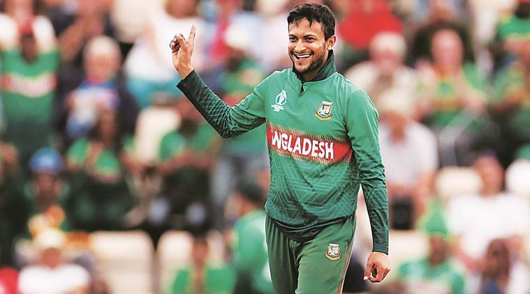 Do we work in this or I wait till the IPL: Indian bookmaker's text to Shakib Al Hasan   Sports News, The Indian Express