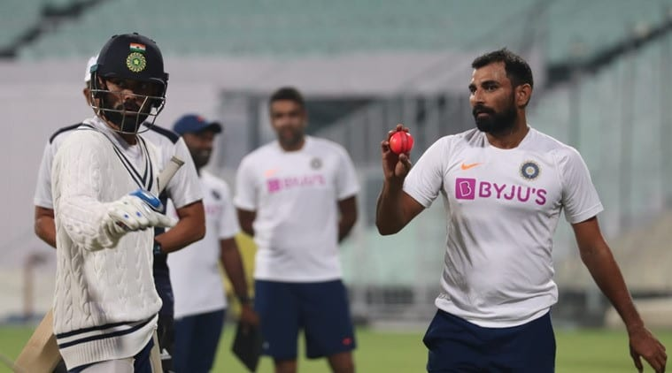 Mohammed Shami can be dangerous with any ball on any pitch: Wriddhiman Saha | Sports News, The Indian Express