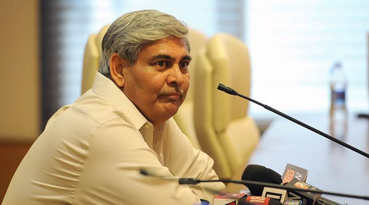 BCCI poised to oppose Shashank Manohar's ICC re-election | Sports News, The Indian Express