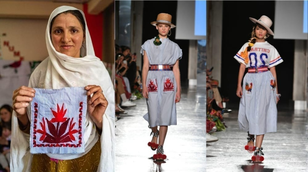 From Chitral to Milan: Pakistani Woman's Style Gets Presented at Milan Style Week