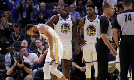 Golden State suffer another embarrassing defeat, Stephen Curry breaks left hand | Sports News, The Indian Express
