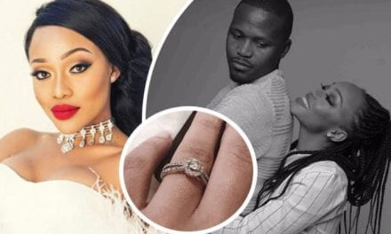 SA celebs that recently dumped their enthusiast: Thando Thabethe replaces 'cheating' Frans Mashao|Celeb Gossip Information