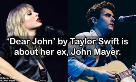 You Might Not Know That These 15 Songs Were Written About Celebrities