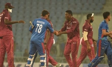 West Indies win Lucknow ODI to clinch series, moths invade stadium | Sports News, The Indian Express