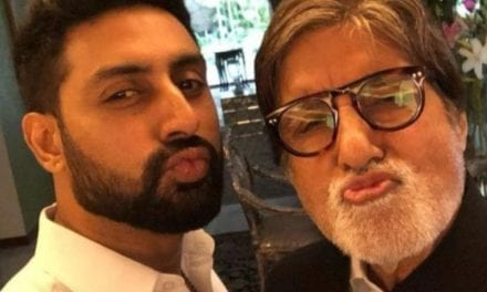 Amitabh Bachchan shares letter by child Abhishek Bachchan and it is the sweetest | Celebrities News – India TV