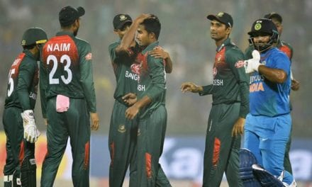 Mushfiqur Rahim stars as Bangladesh beat India in T20Is for first time | Sports News, The Indian Express