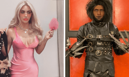 Here's How Celebrities Dressed Up For Halloween (96 Pics)