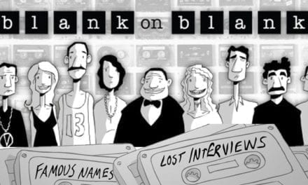 82 Animated Interviews with Living, Dead, Celebrated & Sometimes Disgraced Celebrities