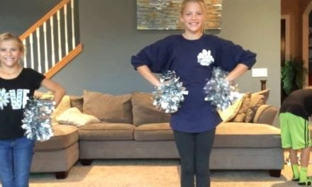Little Brother Dance Bombs His Older Sisters In Hilarious Fashion