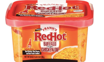 Frank's Redhot Released Massive Tubs Of Buffalo-Style Chicken Dip