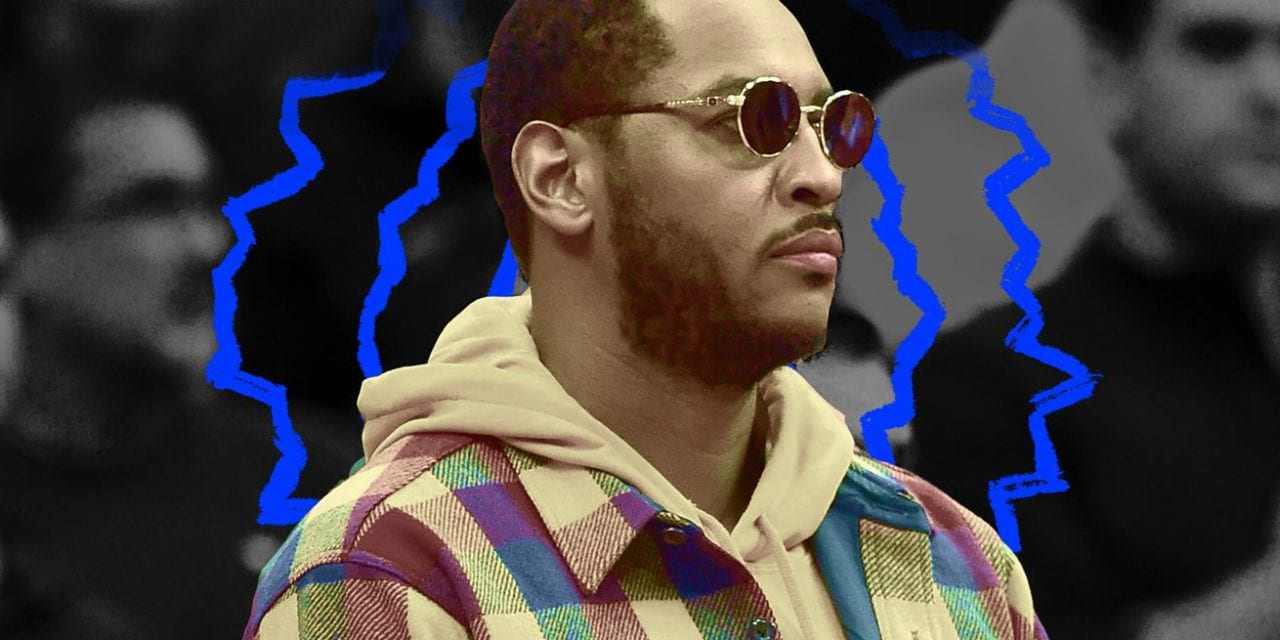 Carmelo Anthony is transforming his number and being phony deep about it > Most Current World Sports News