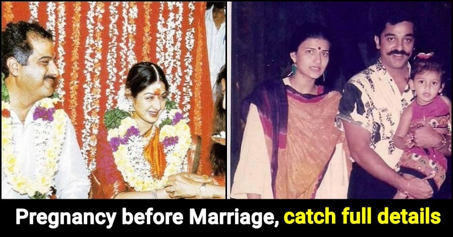 10 Celebrities who were Pregnant even Before they got married, here's the full list