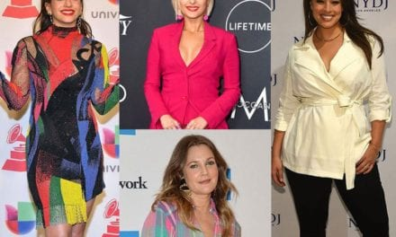 4 Stars Who Flaunt Their Curves With Design