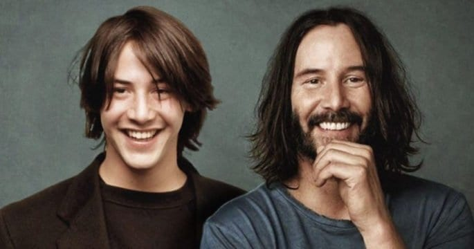 Celebrities Photoshopped Side-By-Side with Their Younger Selves Show Just How Much They've Changed
