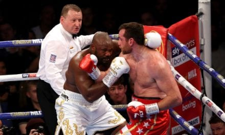 Chisora puts Price away in 4th round > Most current World Sports News