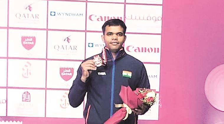 Deepak conquers insecurities, poor type to secure Olympic quota|Sports News, The Indian Express