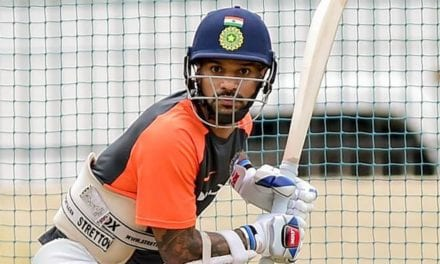 Questions will be raised if Shikhar Dhawan fails to perform against Bangladesh: Sunil Gavaskar | Sports News, The Indian Express