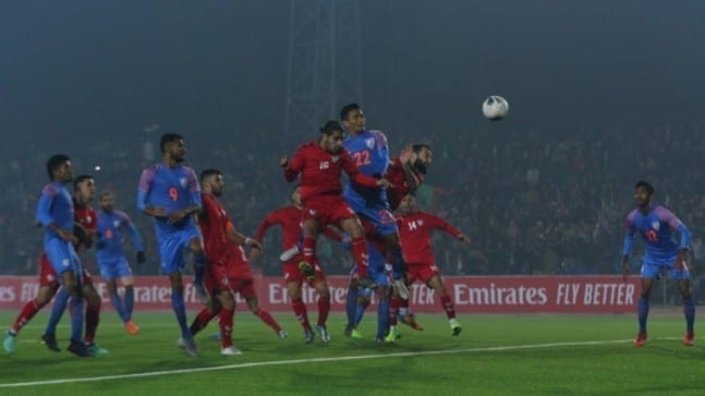 FIFA 2022 World Cup Qualifiers: Doungel's stoppage-time goal aids India hold Afghanistan to 1-1 draw – Sports Information