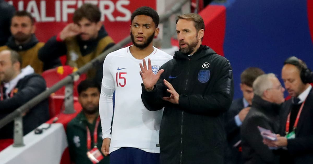 Raheem Sterling Defends Joe Gomez After Liverpool Star Is Booed by England Fans | 90min