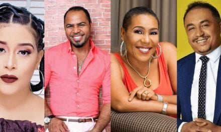 15 Famous Nigerian Celebrities Who Are Of Blended Race (IMAGE) – Madailygist