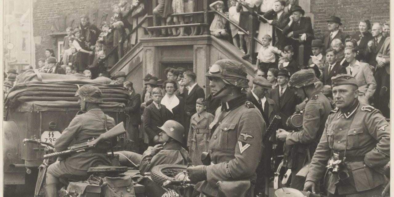 The teenage girls who flirted with Nazis before luring them into woods and shooting them